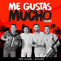 Thumbnail for the Jorge Celedón - Me Gustas Mucho link, provided by host site