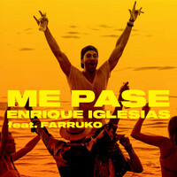 Thumbnail for the Enrique Iglesias - ME PASE link, provided by host site