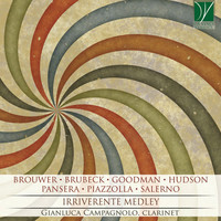 Thumbnail for the Leo Brouwer - Melodia Sencillos link, provided by host site