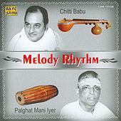 Thumbnail for the Chittibabu - Melody Rhythm - Chitti Babu & Palghat Mani Iyer link, provided by host site