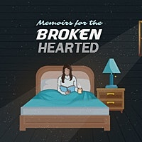 Thumbnail for the JARNA - memoirs for the brokenhearted link, provided by host site