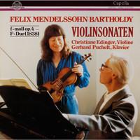 Thumbnail for the Felix Mendelssohn - Mendelssohn: Violinsonaten link, provided by host site