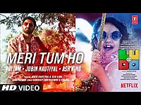 Thumbnail for the Ludo - Meri Tum Ho-Abhishek, Aditya, Rajkummar, Sanya, Fatima | Pritam, Jubin, Ash K, Sandeep, Shloke link, provided by host site