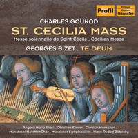 Thumbnail for the Charles Gounod - Messe solennelle de Sainte Cecile: Kyrie link, provided by host site