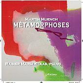 Thumbnail for the Rainer Maria Klaas - Métamorphoses link, provided by host site