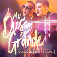 Thumbnail for the Josue del Cid - Mi Dios Es Grande link, provided by host site