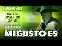 "Thumbnail for the Lupillo Rivera - MI GUSTO ES - ""Lupillo Rivera"" | Anaheim Convention Center 2001 | En Vivo link, provided by host site"