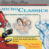 Thumbnail for the Michael Copley - Micro Classics: The Classic Buskers (Arrangements and Derangements of Some of the World's Most Beloved Melodies) link, provided by host site