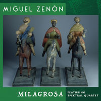 Image of Miguel Zenón linking to their artist page due to link from them being at the top of the main table on this page