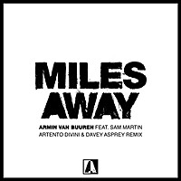 Thumbnail for the Armin van Buuren - Miles Away - Artento Divini & Davey Asprey Remix link, provided by host site