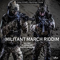 Thumbnail for the Navino - Militant March Riddim link, provided by host site