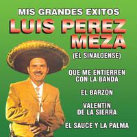 Thumbnail for the Luis Pérez Meza - Mis Grandes Exitos link, provided by host site
