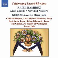 Thumbnail for the Ariel Ramírez - Misa Criolla (arr. J.G. Segade): Sanctus link, provided by host site