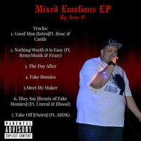 Thumbnail for the Sean P - Mixed Emotions link, provided by host site