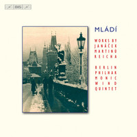 Thumbnail for the Leoš Janáček - Mladi (Youth Suite), JW VII/10: II. Moderato link, provided by host site