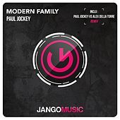 Thumbnail for the Paul Jockey - Modern Family link, provided by host site