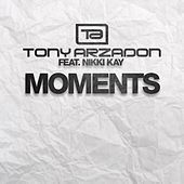 Thumbnail for the Tony Arzadon - Moments link, provided by host site