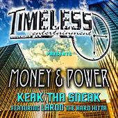 Thumbnail for the Laroo Tha Hard Hitta - Money & Power link, provided by host site