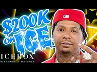 Thumbnail for the Money Bagg Yo - Moneybagg Yo Drops a Bag at Icebox Before BET Awards & Atlanta Concert! link, provided by host site