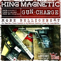 Thumbnail for the King Magnetic - More Belligerent link, provided by host site