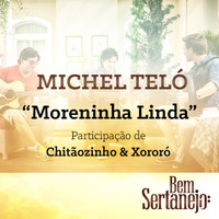 Thumbnail for the Michel Teló - Moreninha Linda link, provided by host site