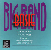 Thumbnail for the Clark Terry - Moten Swing link, provided by host site