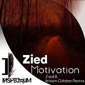 Thumbnail for the Zied - Motivation (Zied & Jeïtam Oshéen Remix) link, provided by host site