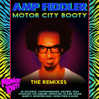 Thumbnail for the Amp Fiddler - Motor City Booty (The Remixes) link, provided by host site