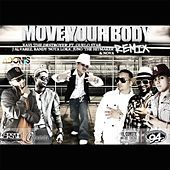 Thumbnail for the Xavi the Destroyer - Move Your Body (Remix) link, provided by host site