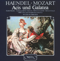 Thumbnail for the Wolfgang Amadeus Mozart - Mozart: Acis and Galatea, K. 566 (Sung in German) link, provided by host site