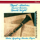 Thumbnail for the Boston Symphony Chamber Players - Mozart & Brahms: Clarinet Quintets link, provided by host site