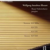 Thumbnail for the Boyan Vodenitcharov - Mozart: Sonatas KV 300h / KV 570 / KV 576 / Adagio KV 540 link, provided by host site