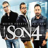 Thumbnail for the Son By Four - Mujer Frente a la Cruz link, provided by host site
