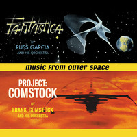 Thumbnail for the Russell Garcia - Music from Outer Space - Fantastica / Project: Comstock link, provided by host site