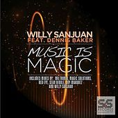 Thumbnail for the Willy Sanjuan - Music Is Magic link, provided by host site