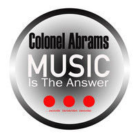 Thumbnail for the Colonel Abrams - Music Is The Answer link, provided by host site