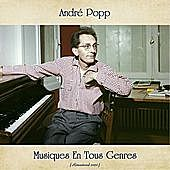 Thumbnail for the Andre Popp - Musiques En Tous Genres (Remastered 2020) link, provided by host site