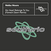 Thumbnail for the Melba Moore - My Heart Belongs To You (Ferreck Dawn Remix) link, provided by host site