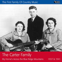 Thumbnail for the The Carter Family - My Home's Across the Blue Ridge Mountains link, provided by host site