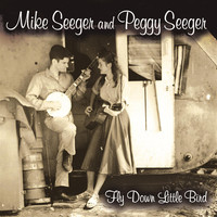 Thumbnail for the Peggy Seeger - My Home's Across the Blue Ridge Mountains link, provided by host site