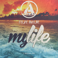 Thumbnail for the Felipe Avelar - My Life (Original Mix) link, provided by host site