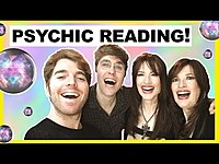 Thumbnail for the Garrett Watts - MY PSYCHIC READING! link, provided by host site