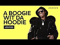 """Thumbnail for the A Boogie Wit da Hoodie - """"My Shit"""" Official Lyrics & Meaning   Verified link, provided by host site"""