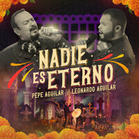 Thumbnail for the Pepe Aguilar - Nadie Es Eterno link, provided by host site