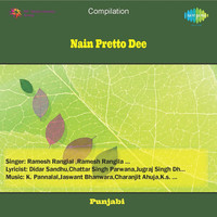 Thumbnail for the Ramesh Rangila - Nain Pretto Dee link, provided by host site