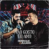 Thumbnail for the Henrique & Juliano - Não Gosto Eu Amo link, provided by host site