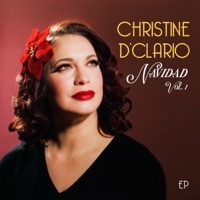 Image of Christine D'clario linking to their artist page due to link from them being at the top of the main table on this page