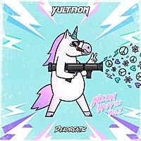 Thumbnail for the Yultron - Neon Hippie (Vol. 1) link, provided by host site