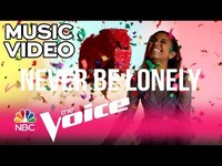 """Thumbnail for the Aliyah Moulden - """"Never Be Lonely"""" (Digital Exclusive) link, provided by host site"""