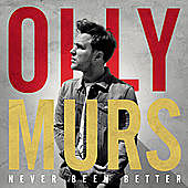 Thumbnail for the Olly Murs - Never Been Better (Expanded Edition) link, provided by host site
